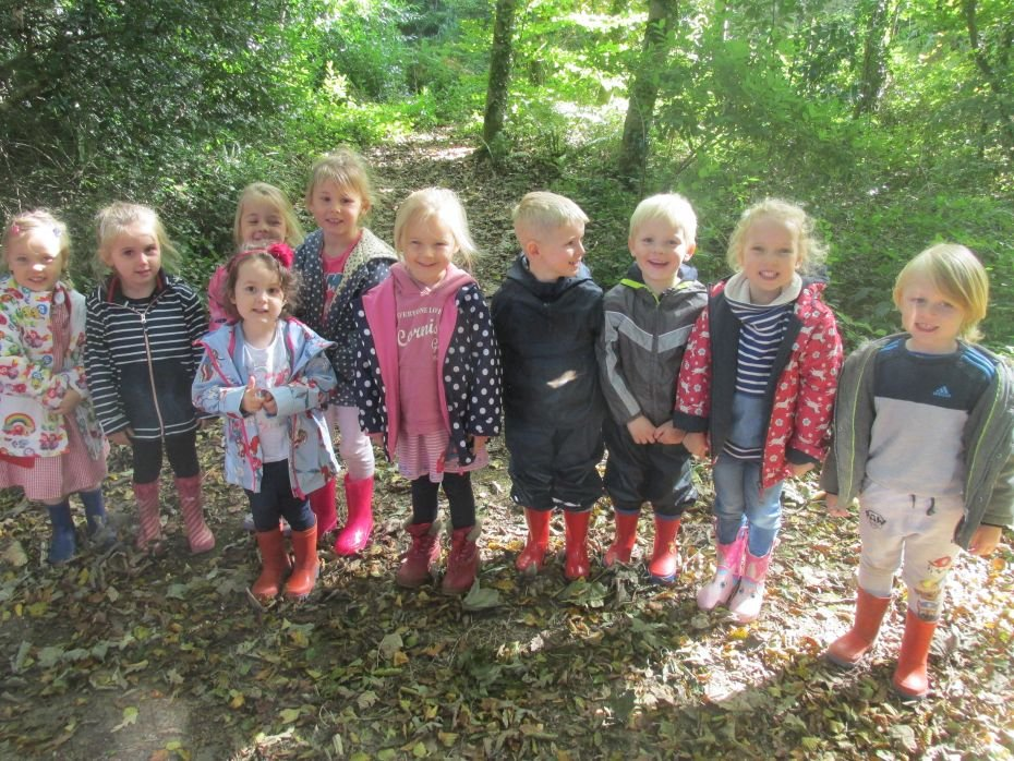Forest School - Week 1